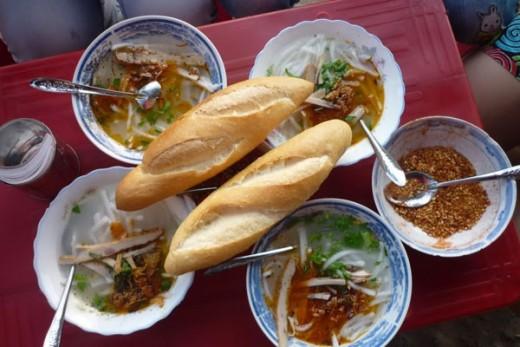 quán ăn ngon gần cầu sông hàn bánh canh cá