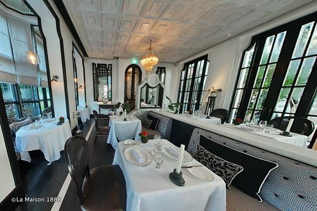 Nhà hàng La Maison 1888 với đầu bếp 3 sao Michelin ở Đà Nẵng