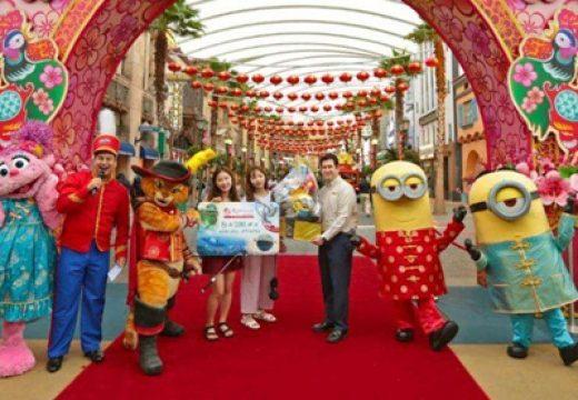 Những điều thú vị khi vui chơi công viên universal studios singapore
