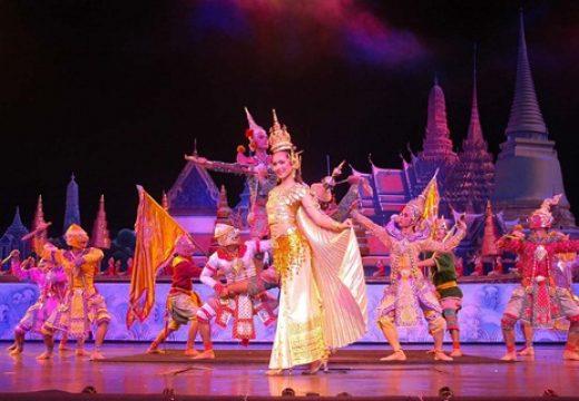 Đi du lịch Thái Lan không thể bỏ qua Tiffany show ở Pattaya
