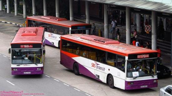 phương tiện công cộng khi đi du lịch singapore