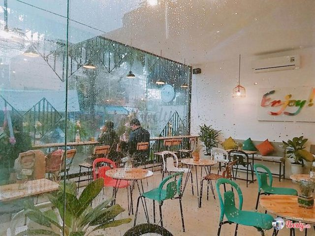 Mưa Cafe / quán cafe đẹp ở đà nẵng