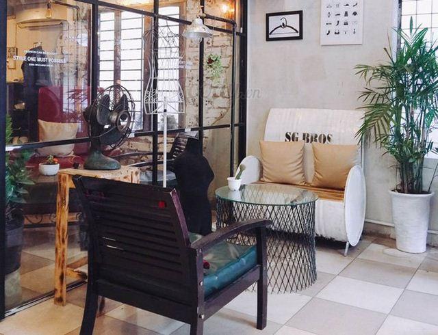 SG Bros / quán cafe đẹp ở đà nẵng