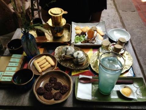 reaching out tea house Quán cafe ở Hội An