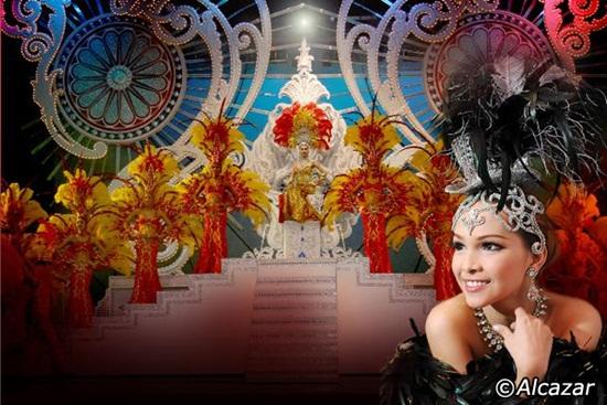 Alcazar show một lựa chọn tuyệt vời cho những du khách muốn xem show ladyboy chất lượng