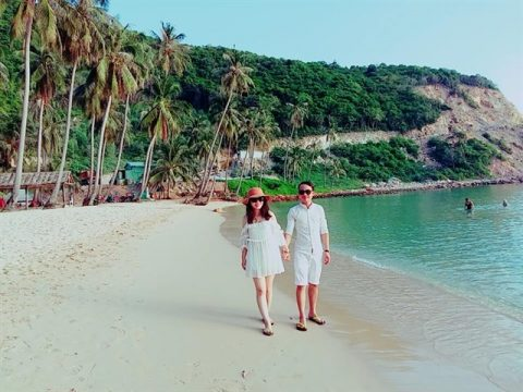 tam bien nam du Du lịch đảo Nam Du