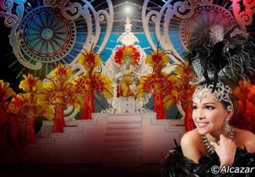 The Alcazar Cabaret Show chương trình biểu diễn nghệ thuật đặc sắc