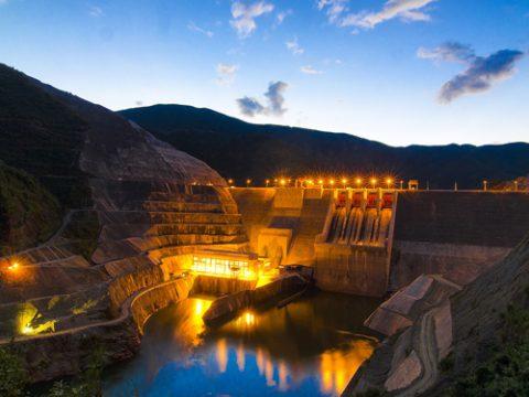 Công trình thủy điện Nậm Mu