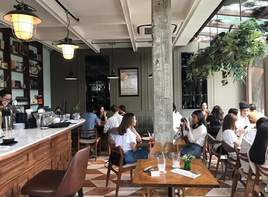 Top 4 quán cafe ở Bangkok rất xinh tươi khi đi du lịch thái lan