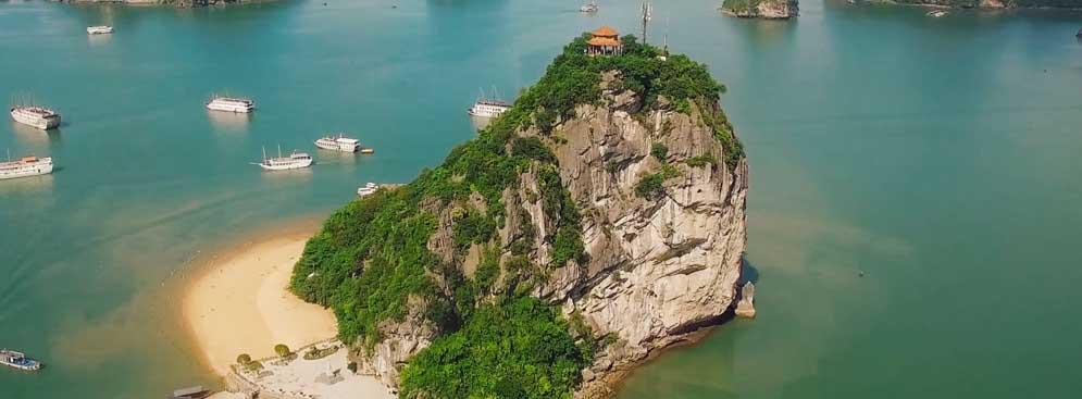 Tour du lịch Hạ Long Tuần Châu 3 ngày 2 đêm