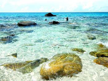 Tour du lịch Nha Trang Đảo Bình Ba