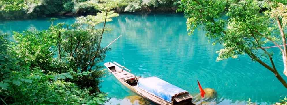 Tour du lịch Quảng Bình suối Mooc