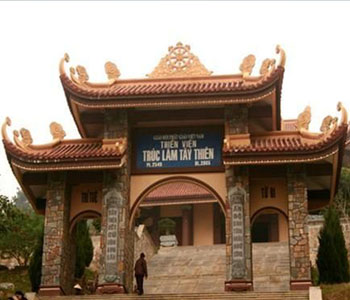Tour Du Lịch Chùa Tây Thiên - Thiền Viện Trúc Lâm