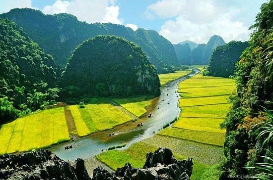 Tour du lịch Tràng An - Chùa Bái Đính 1 ngày