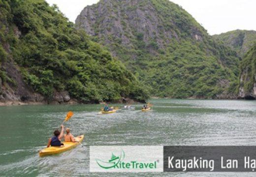 Tour Hà Nội - Cát Bà - Vịnh Lan Hạ - Đảo Khỉ - Chèo Kayaking