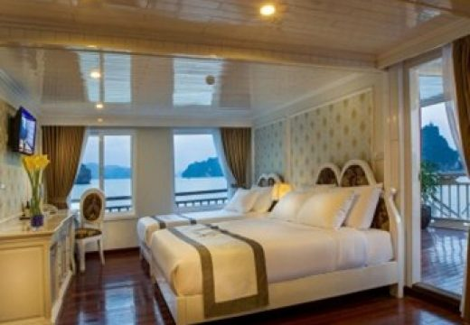 Tour Vịnh Hạ Long - Vịnh Bái Tử Long - Du thuyền SIGNATURE CRUISE 5 sao - 3 ngày 2 đêm