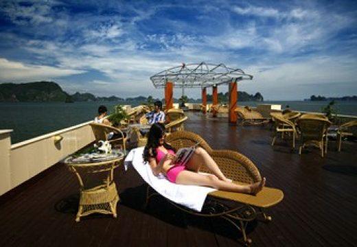 Tour Vịnh Lan Hạ - Du thuyền ERA CRUISE 5 sao - 3 ngày 2 đêm