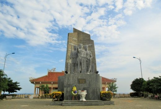 tuong dai Khám phá đảo Lý Sơn