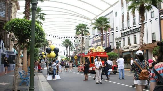 Universal studios singapore có gì hay - Trò chơi ở USS
