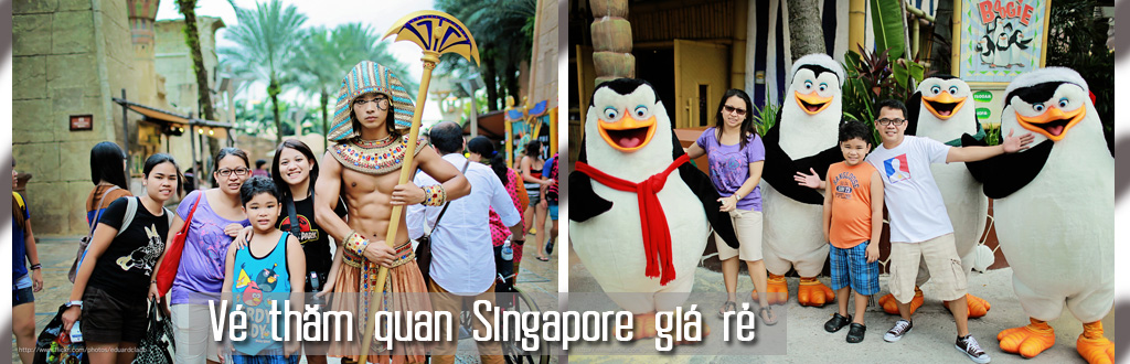 vé singapore