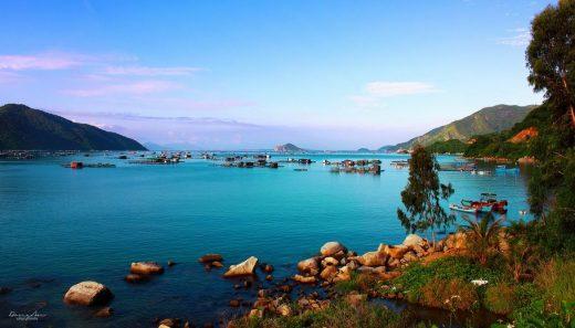 vung ro Biển Phú Yên